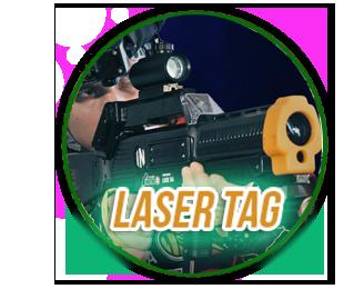 Laser outdoor